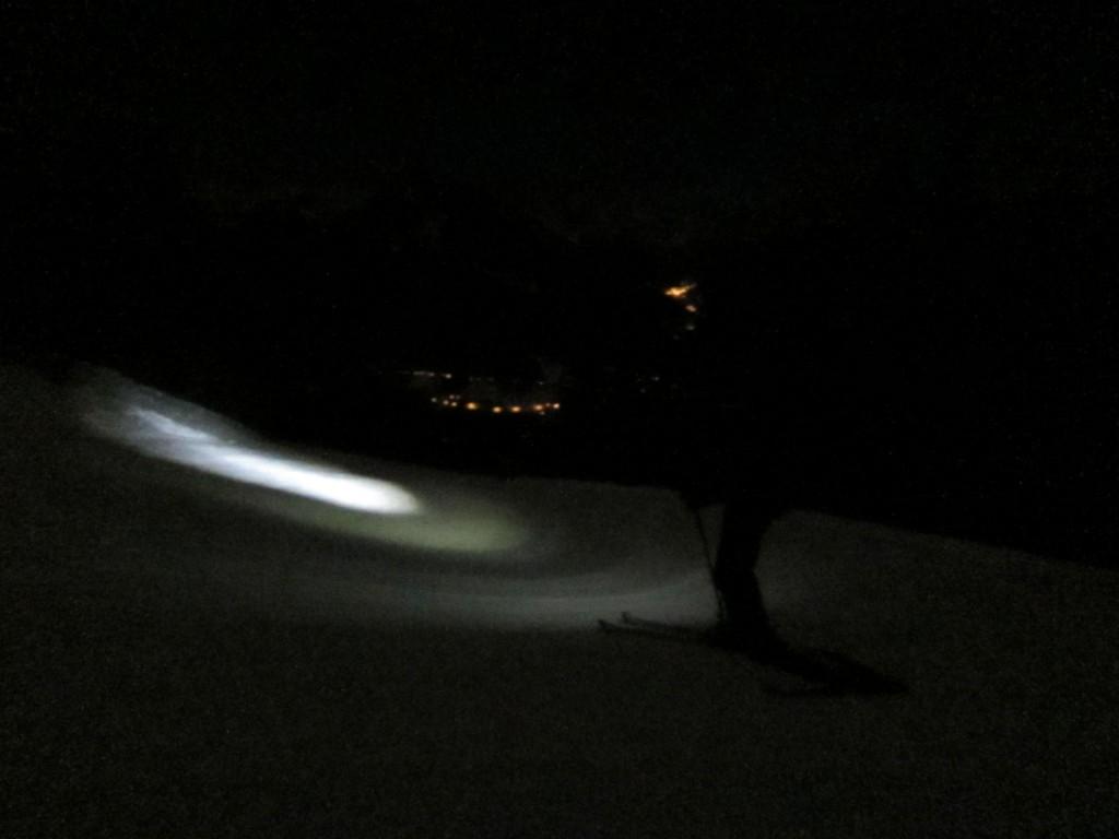 Nachtskitour Patscherkofel (1)