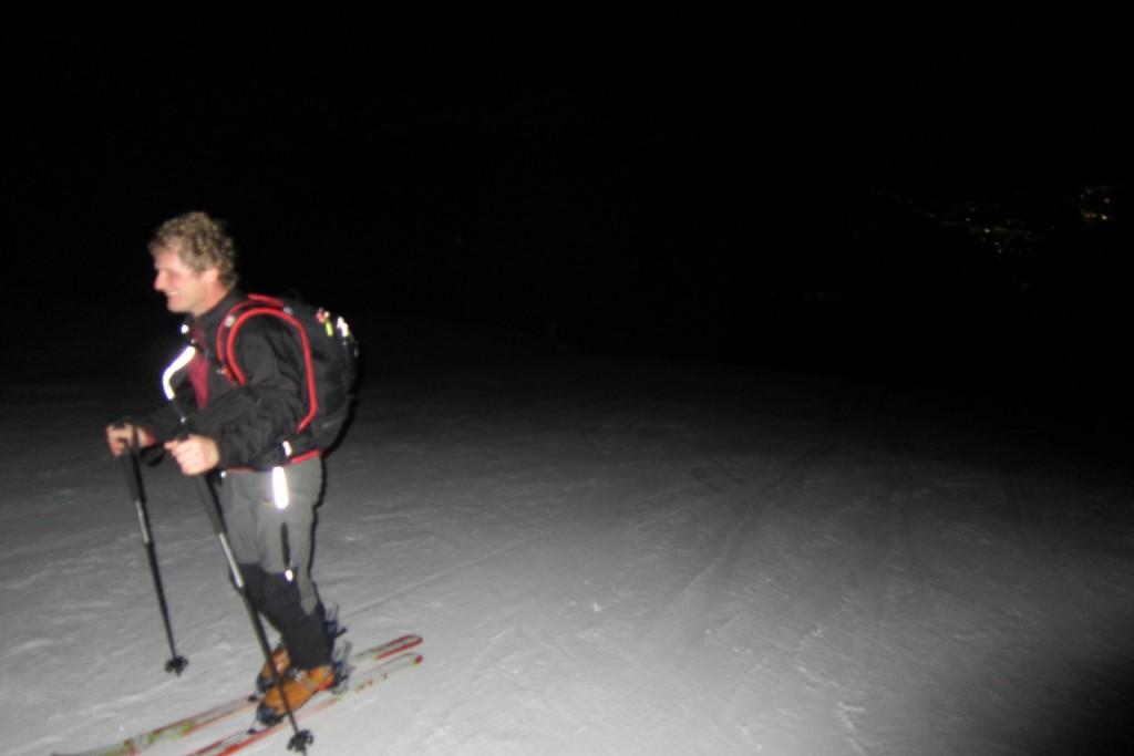 Nachtskitour Patscherkofel (2)