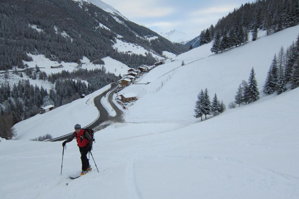 Gammerspitze, Schmirntal (3)