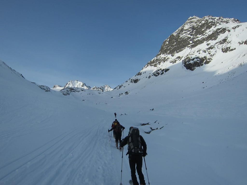 Dreiländerspitze Silvretta (5)