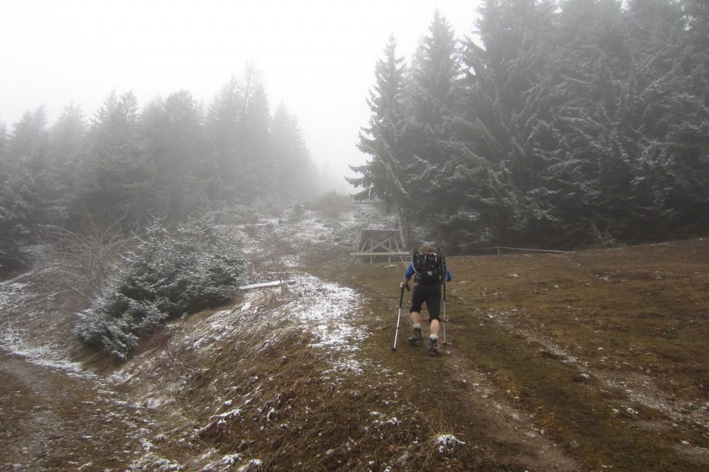 Schneeschuh Tour Seegrube (13)