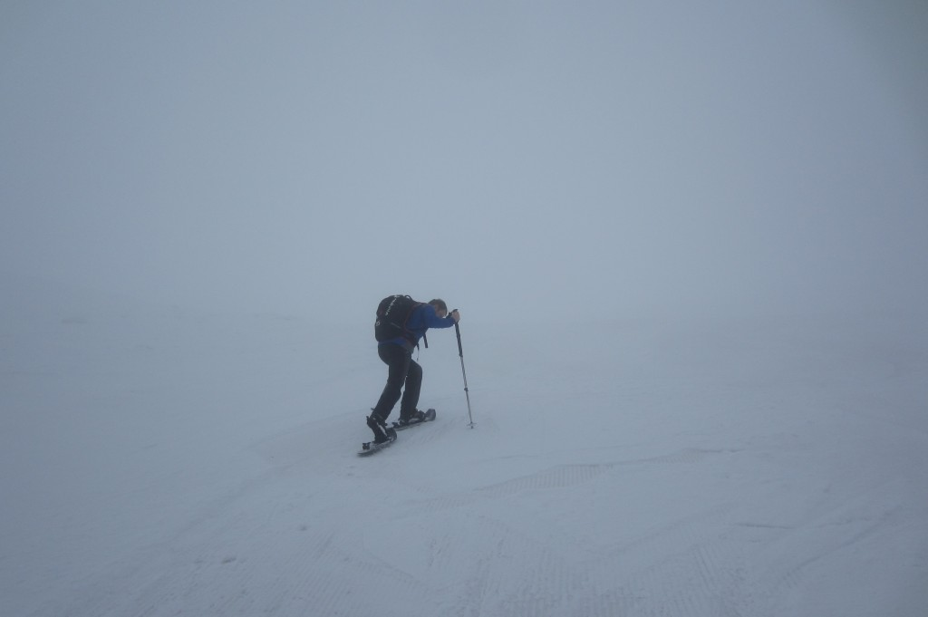 Schneeschuh Tour Seegrube (21)