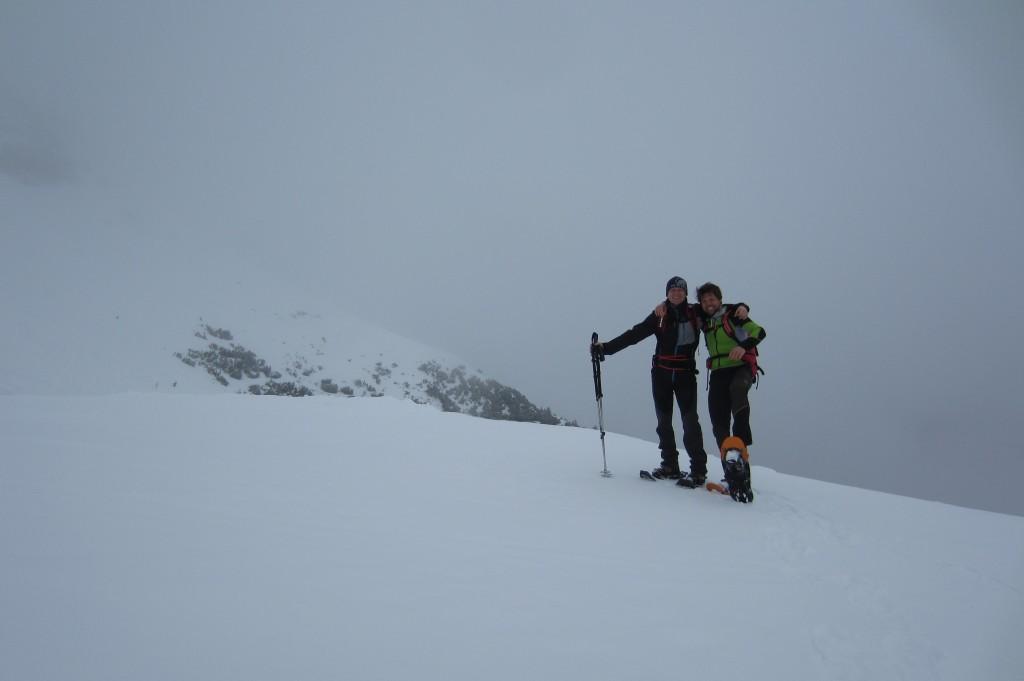 Schneeschuh Tour Seegrube (32)