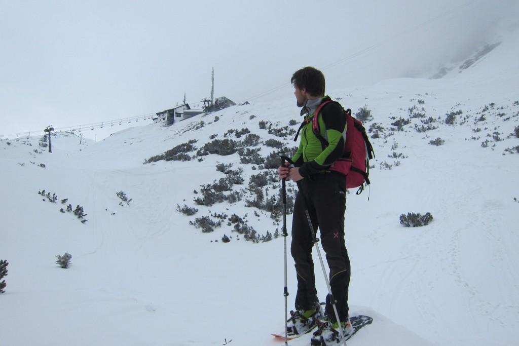 Schneeschuh Tour Seegrube (36)