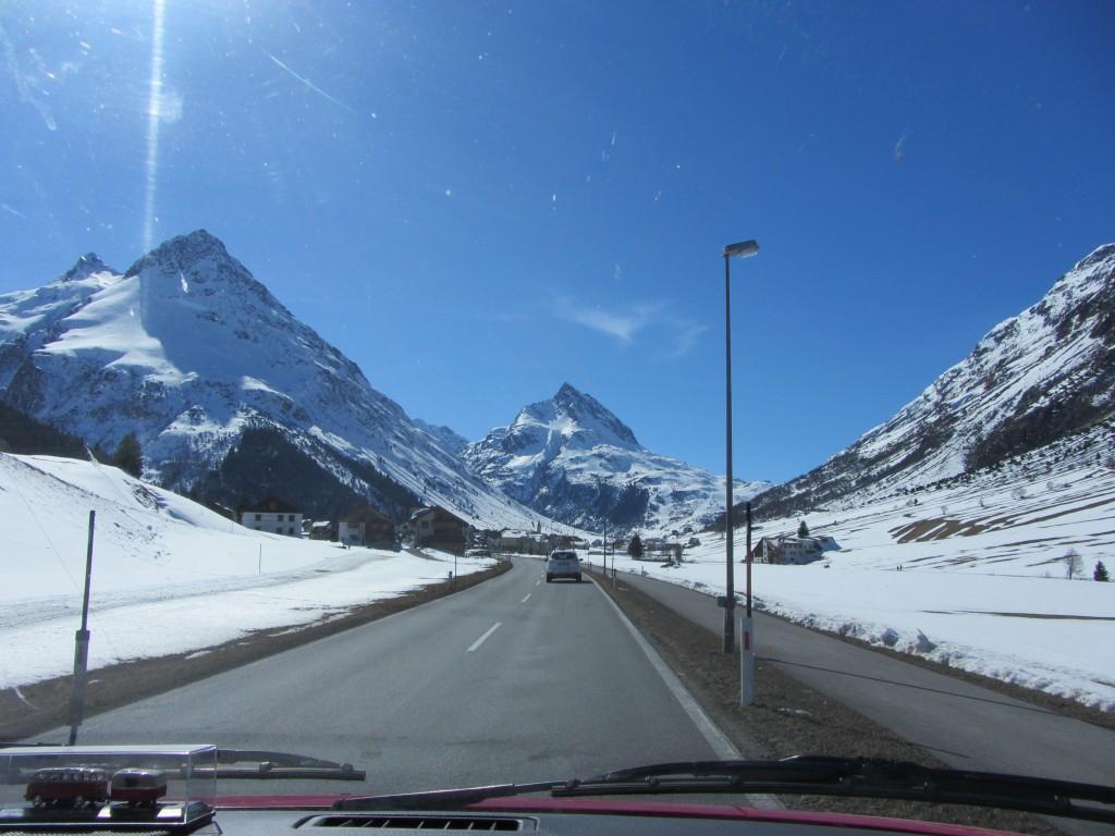 Zustieg Jamtalhütte (1)
