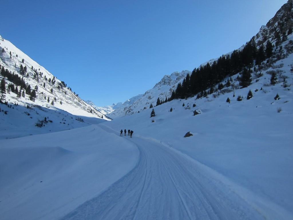 Zustieg Jamtalhütte (13)