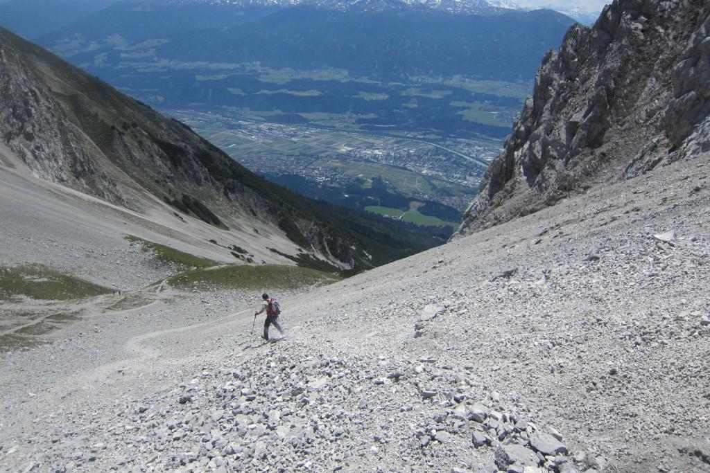Rumer Spitze über Kreuzjöchl (82)