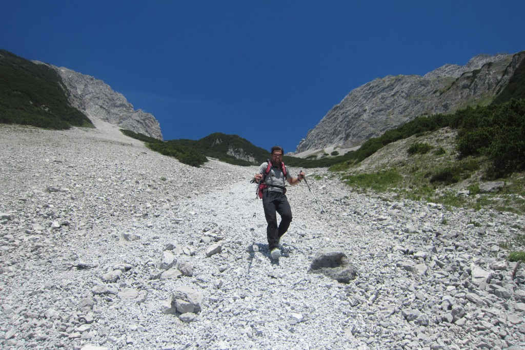 Rumer Spitze über Kreuzjöchl (88)