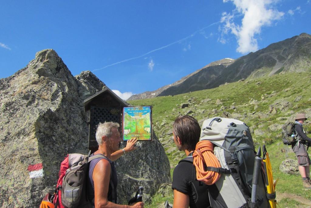 Aufstieg Similaunhütte (4)