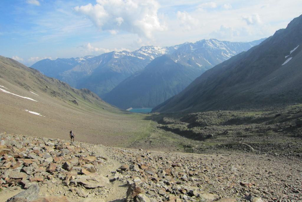 Aufstieg Similaunhütte (6)