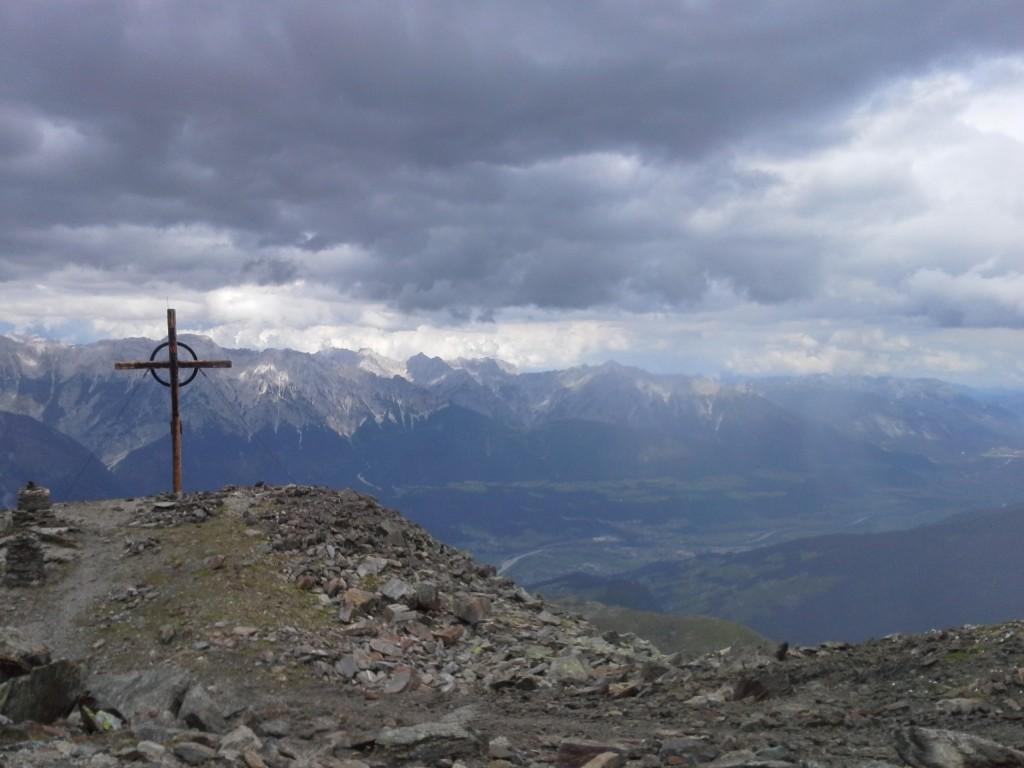 Kreuzspitze Tuxer Alpen (1)