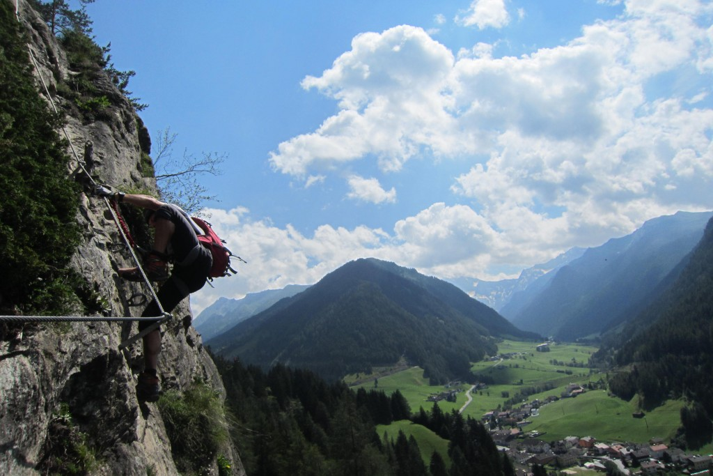 Stafflach Klettersteig (25)