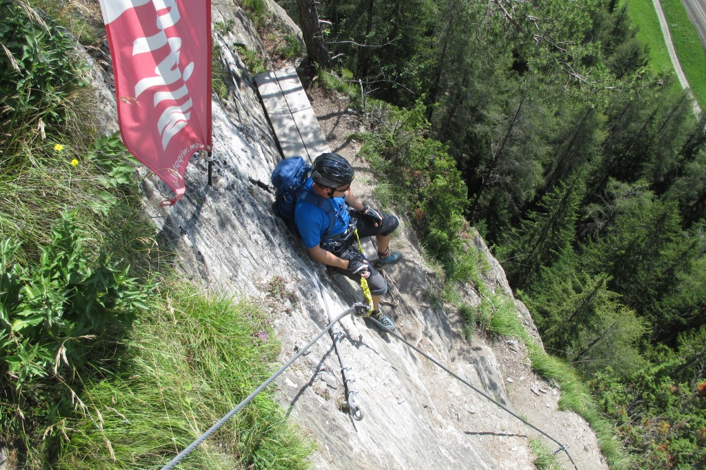 Stafflach Klettersteig (9)