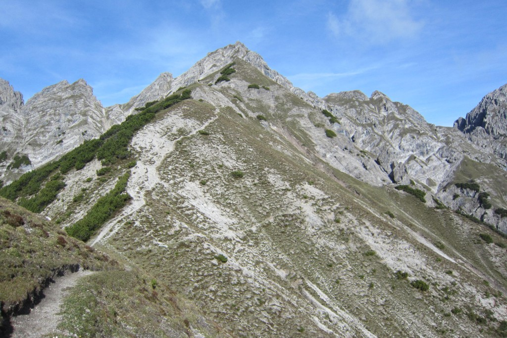 Kuhlochspitze Erlspitze (6)