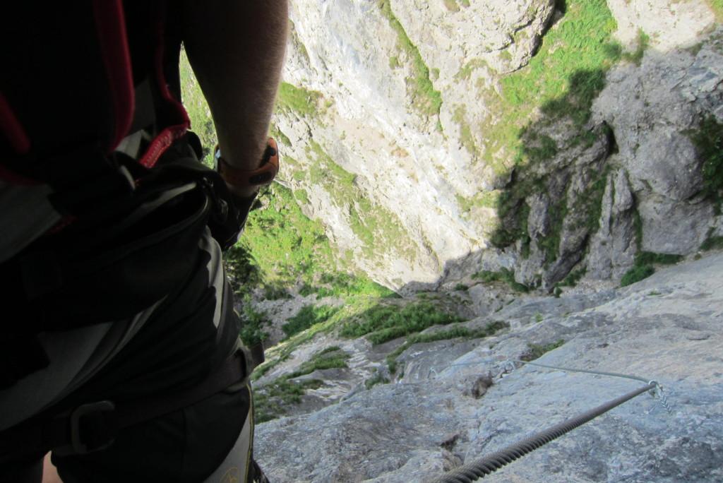 Reintaler See Klettersteig (18)