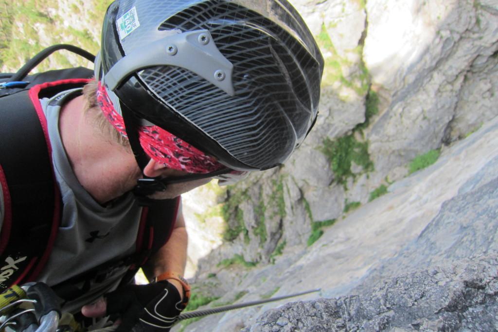 Reintaler See Klettersteig (19)
