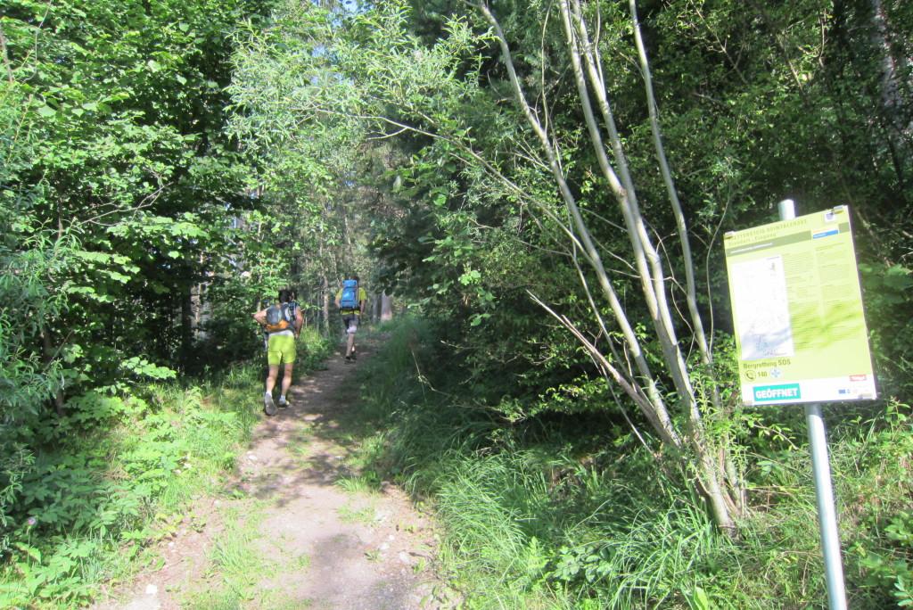 Reintaler See Klettersteig (2)