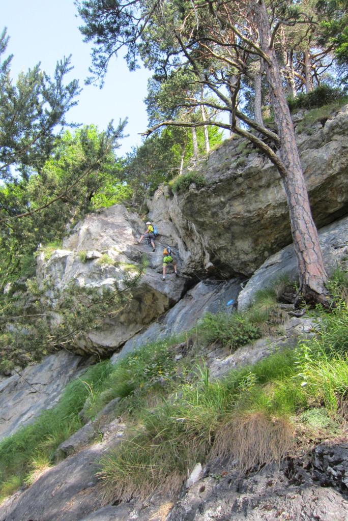 Reintaler See Klettersteig (22)
