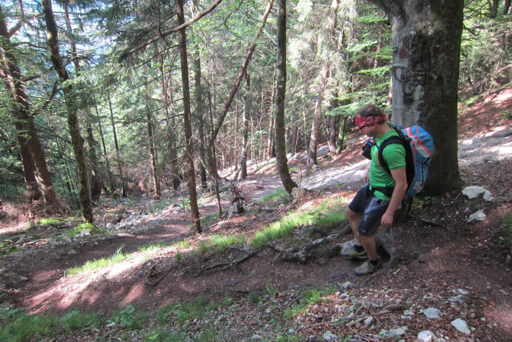 Reintaler See Klettersteig (24)