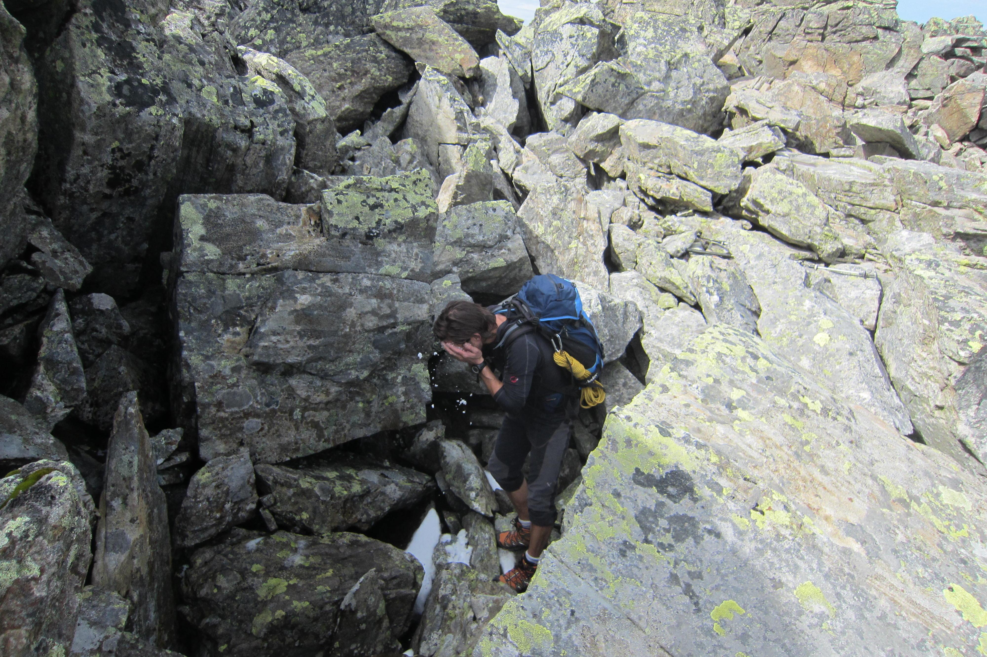 Rosskogel 2646 weissstein 2640 peider spitze for Der wei e stein reiniger