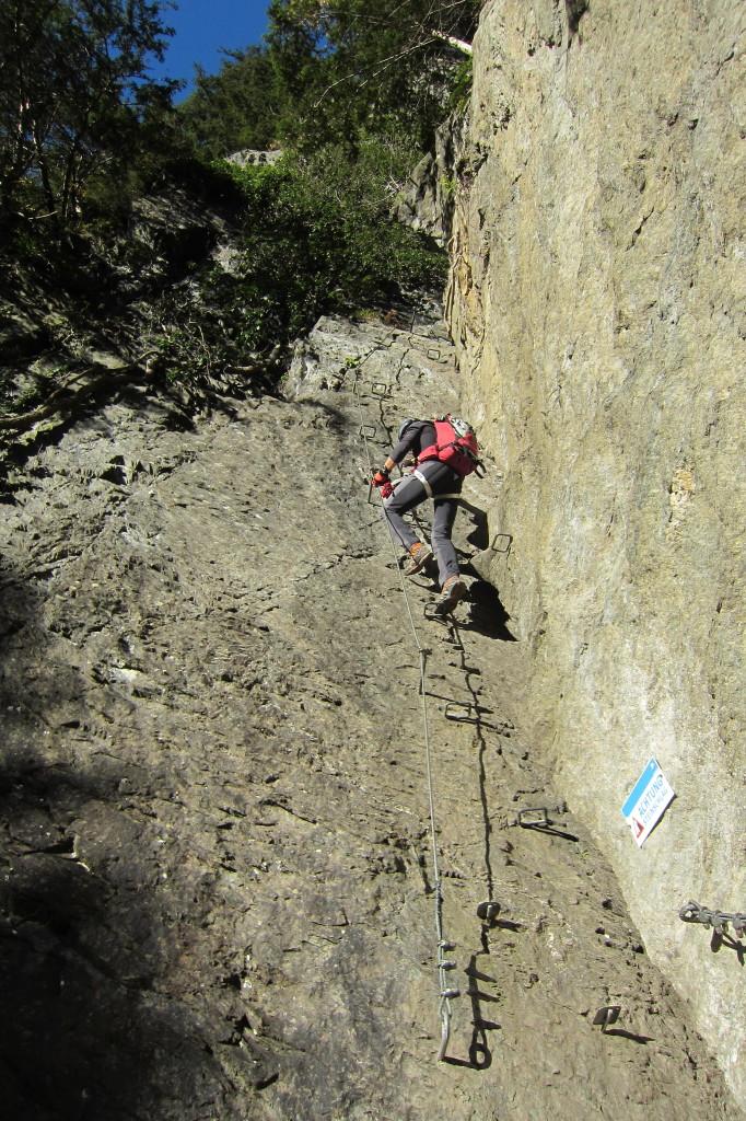 Klettersteig Mayrhofen (10)