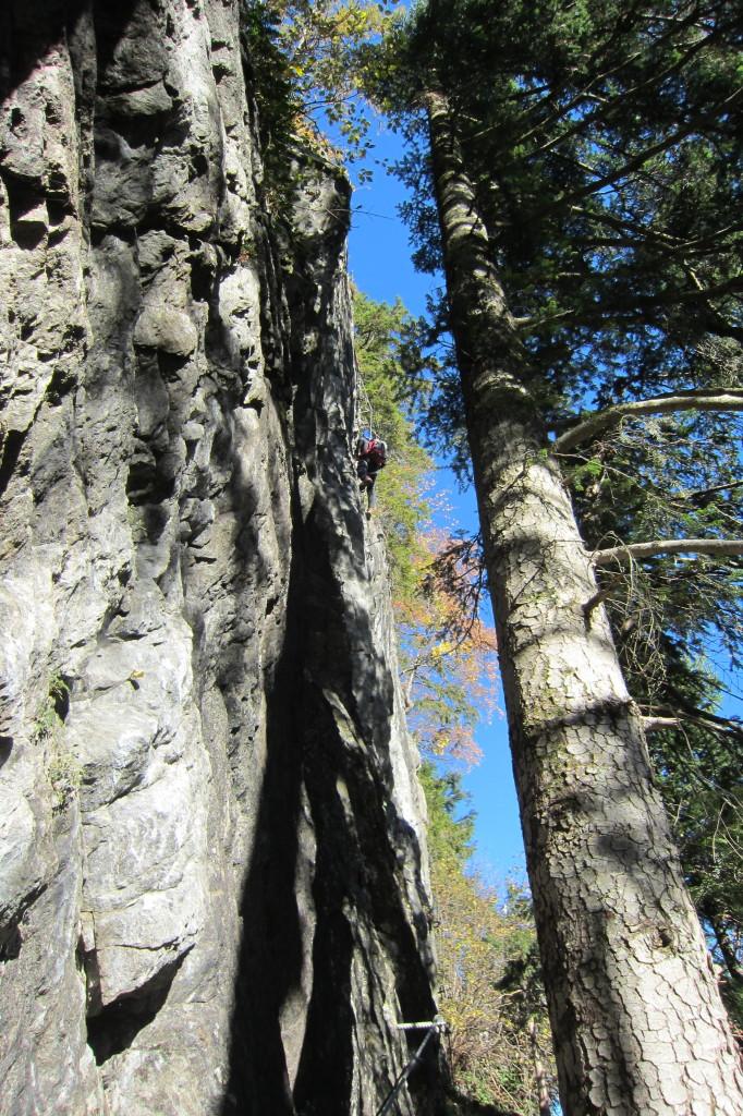 Klettersteig Mayrhofen (11)