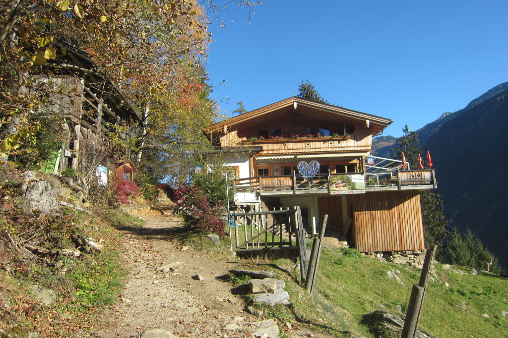 Klettersteig Mayrhofen (26)