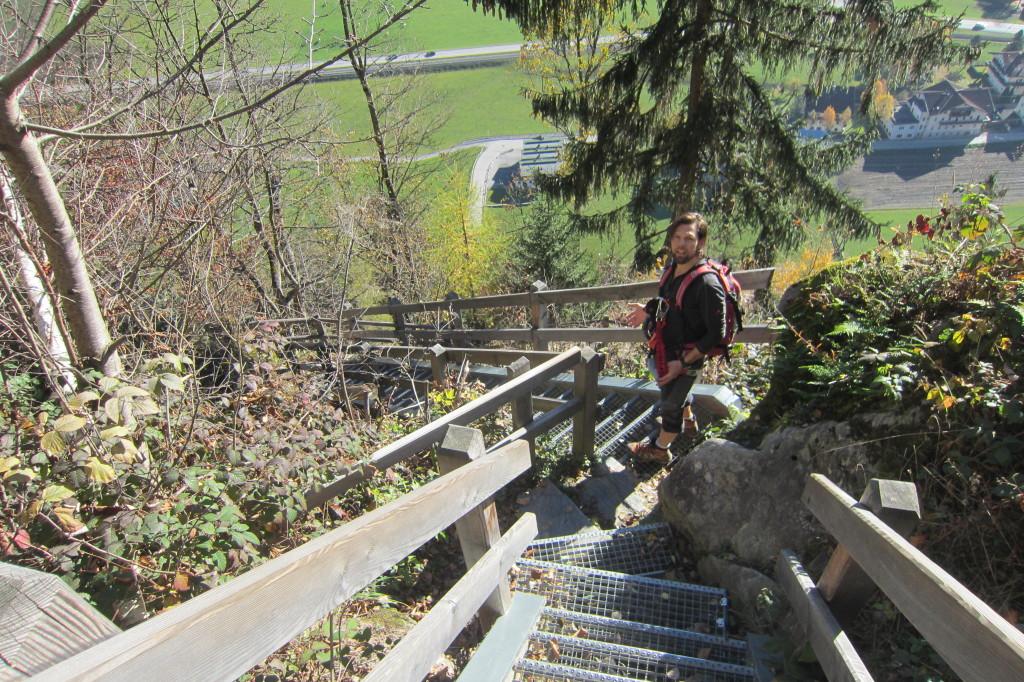 Klettersteig Mayrhofen (27)