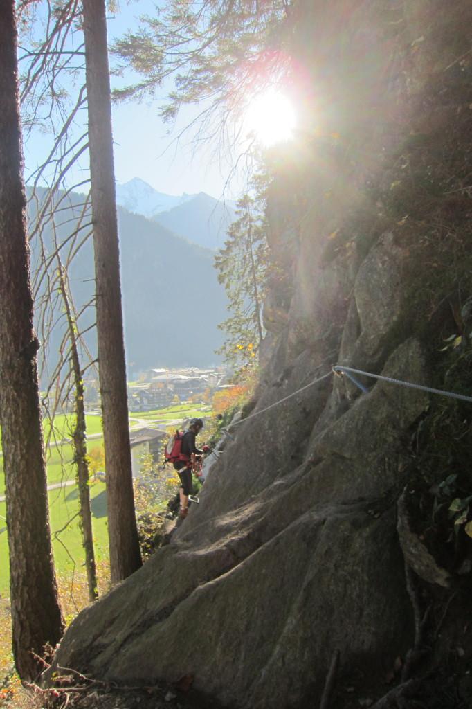 Klettersteig Mayrhofen (30)