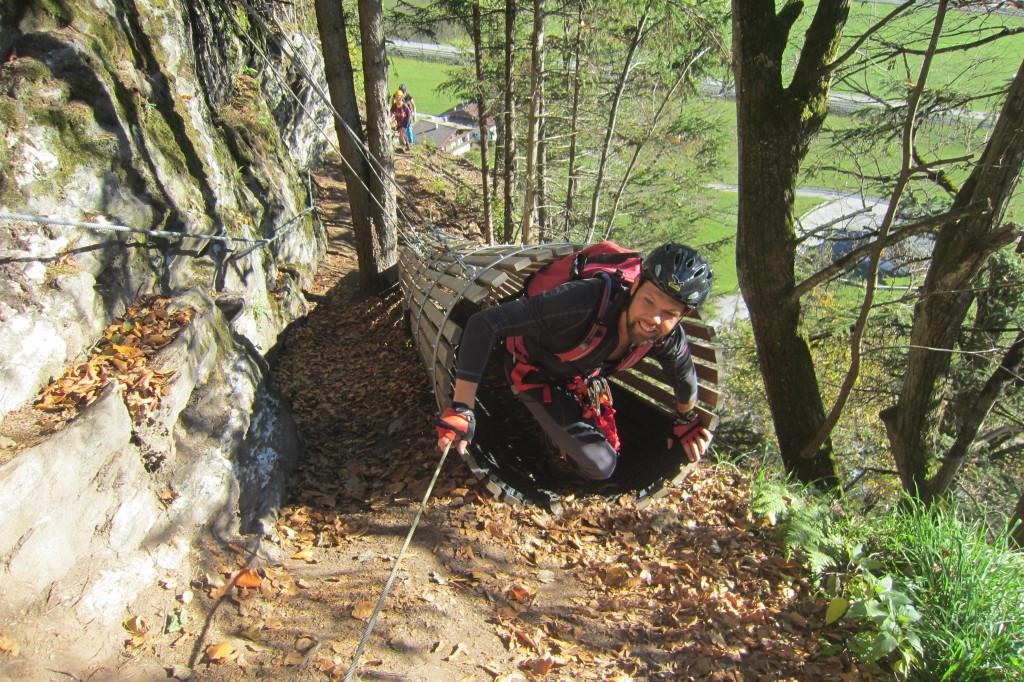 Klettersteig Mayrhofen (31)