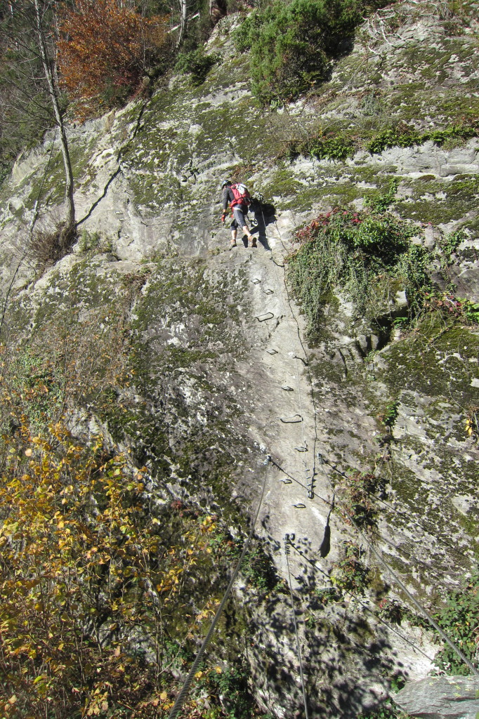Klettersteig Mayrhofen (46)