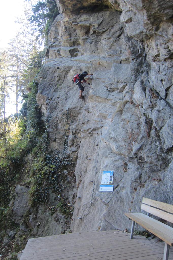 Klettersteig Mayrhofen (53)