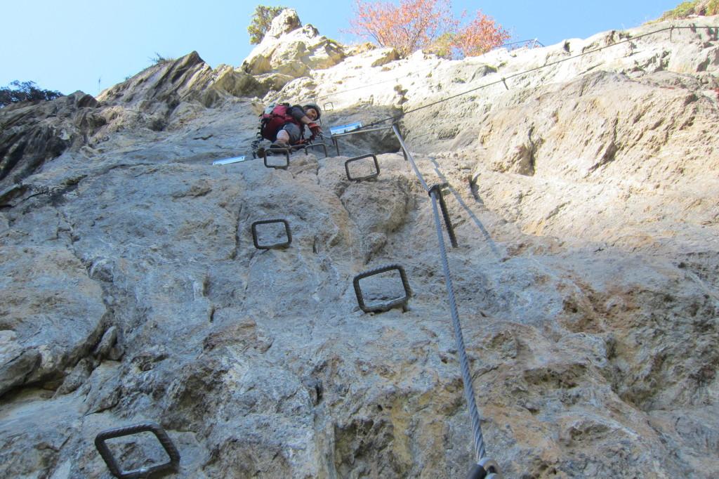 Klettersteig Mayrhofen (56)