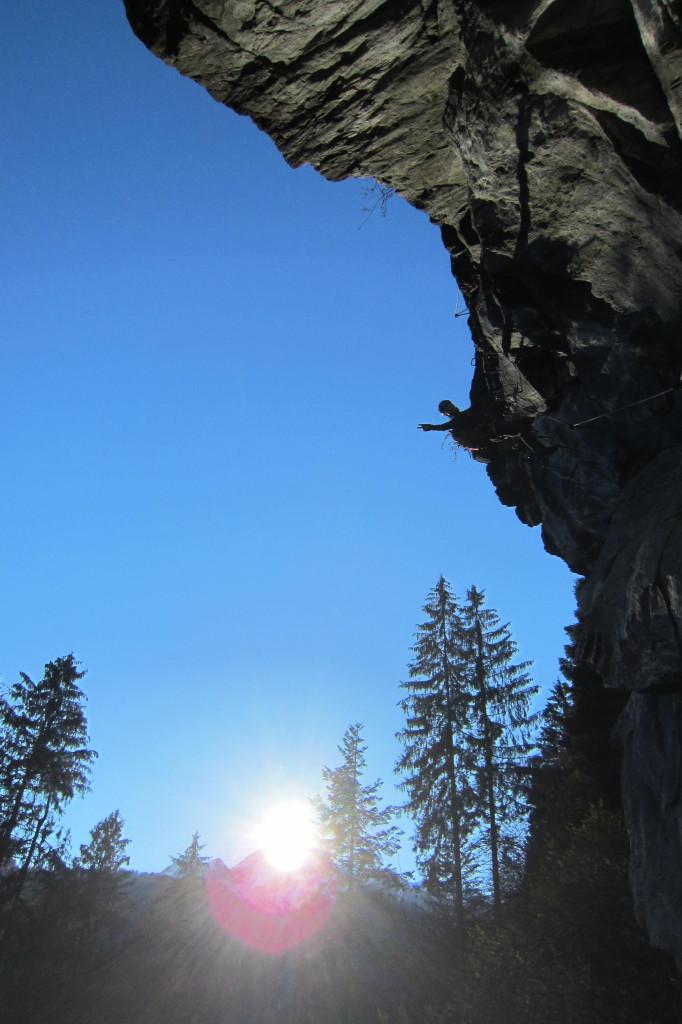 Klettersteig Mayrhofen (9)