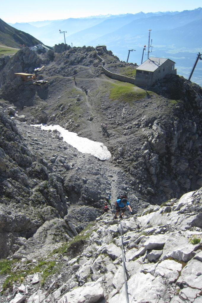 Innsbrucker Klettersteig (12)