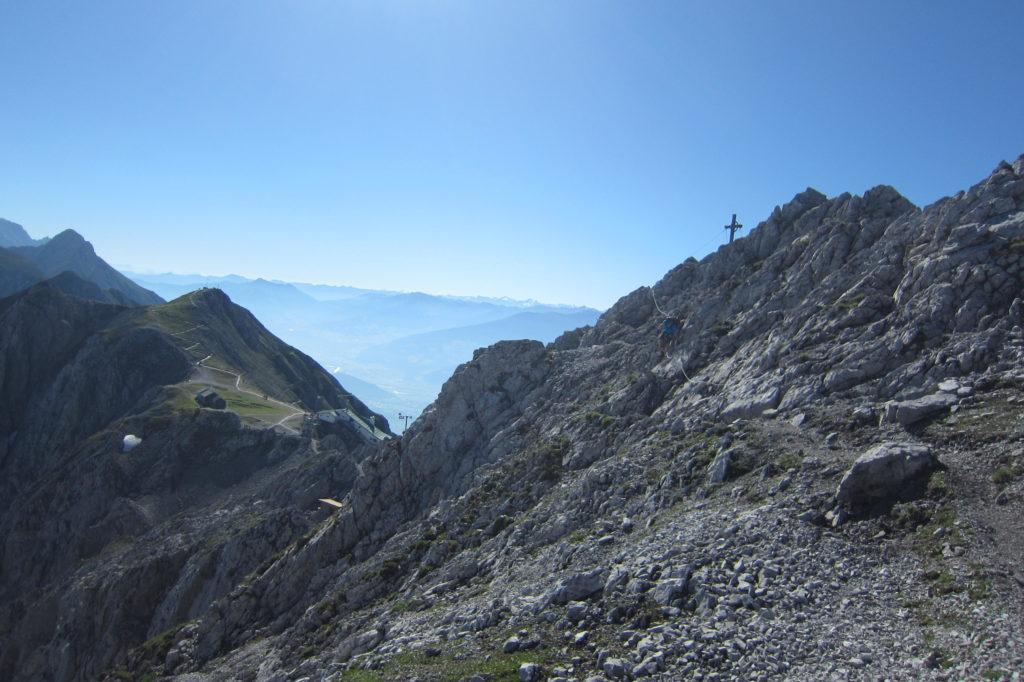Innsbrucker Klettersteig (14)
