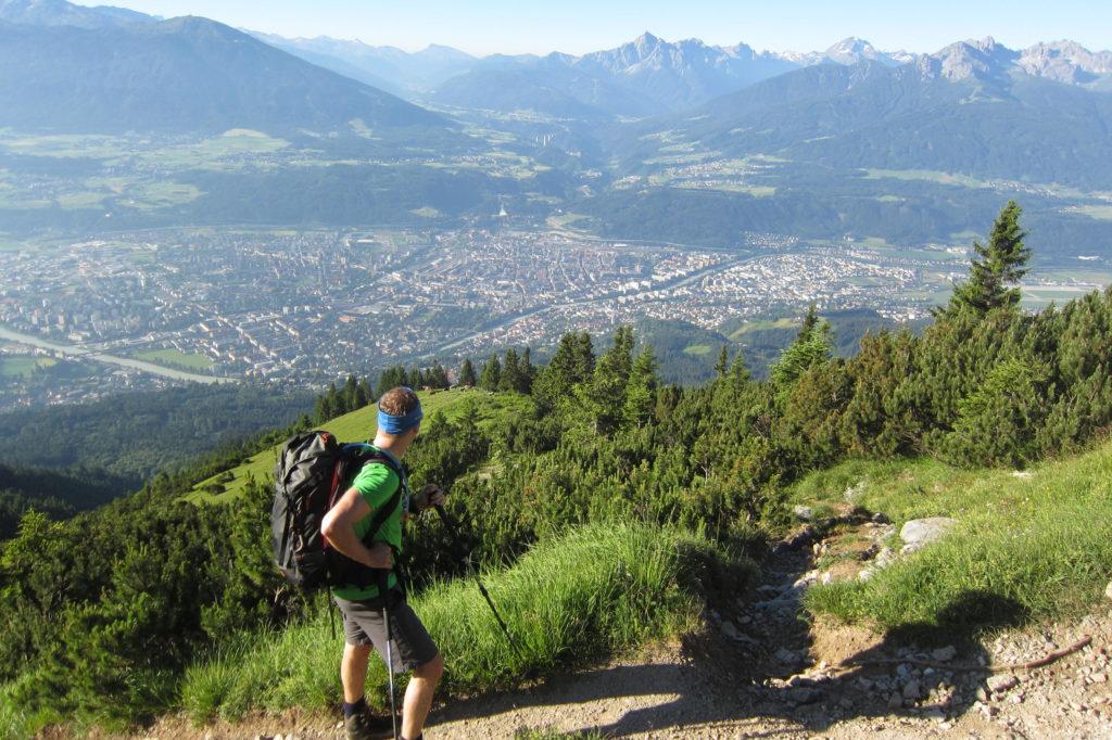 Innsbrucker Klettersteig (4)