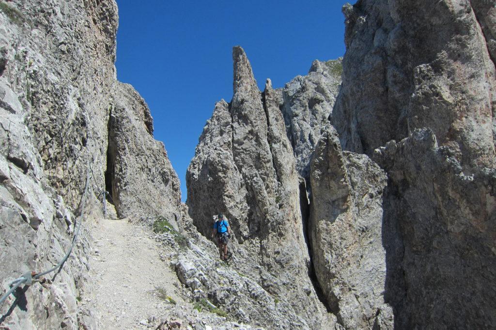Innsbrucker Klettersteig (46)